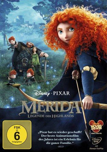 merida-legende-der-highlands-alemania-dvd