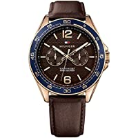 Tommy Hilfiger Analog Brown Dial Men's Watch - TH1791367