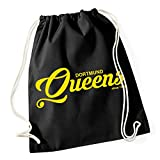 Dortmund Queens Gymsack Black Certified Freak