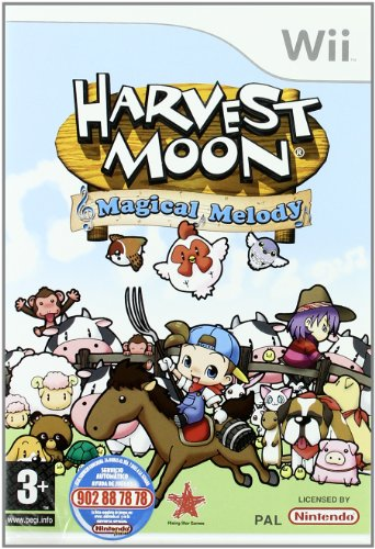 Harvest Moon Magical Melody [Spanisch Import] (Harvest Moon A Magical Melody)
