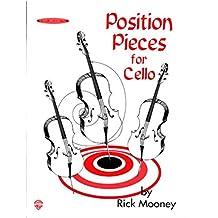 Position Pieces for Cello Book 1 / Violoncelle Volume 1