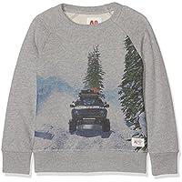 Unbekannt Jungen Sweatshirt C-Neck Sweater Car