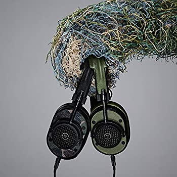 Master & Dynamic MH40 High Definition Foldable Over-Ear Headphone - Camo/Black