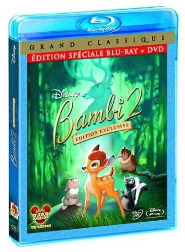 Test Blu-Ray : Bambi 2