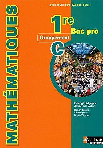 Mathématiques 1re Bac