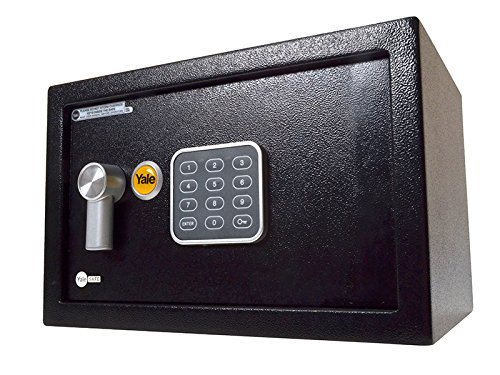 Yale Locks YVSS - Caja fuerte (tamaño pequeño)