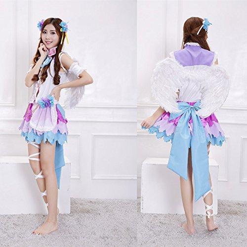DLucc lovelive White Day Süd Birdie Halloween-Kostüm cosplay Animekostüm (Süd Kostüme)