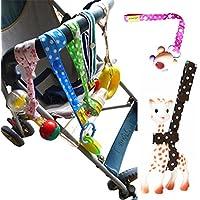 qiyushow Toys Saver fijo para cochecito Correa Soporte Bind Cinturón