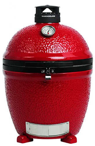 Kamado Joe Classic III Red 2017 Stand alone