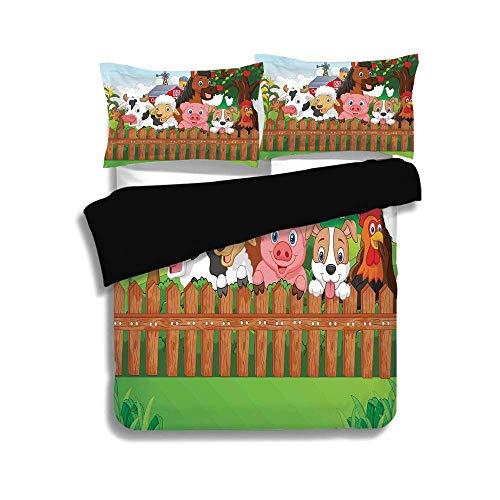 Fein 3d Reaktiven Farbstoffe Schöne Cartoon Sterne Druck 100% Baumwolle Bettwäsche Set Bettbezug Bett Blatt Kissen Geschenk Für Baby Mädchen Jungen Mutter & Kinder Bettwäsche-sets