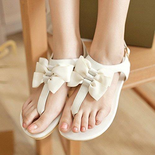 Insun , Sandales pour femme Blanc - blanc