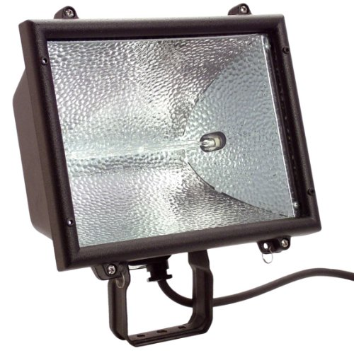 AS-Schwabe 47059 H07RN-F 3G1.5 Lampe halogène IP65 400 W 4,5 m