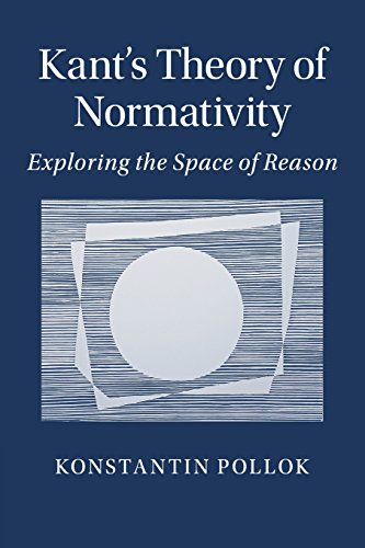 Kant's Theory of Normativity: Exploring the Space of Reason