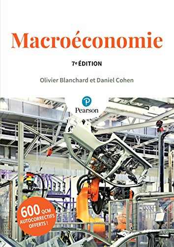 Macroéconomie + QCM en ligne