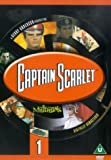 Captain Scarlet And The Mysterons: 1 [DVD] [1967]