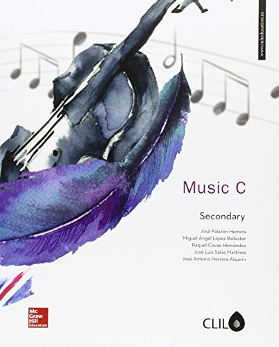 Music C Secondary. Clil - 9788448608996