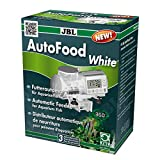 JBL Cibo Alimentatore Automatico per Acquario-Bianco