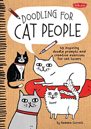 Doodling for Cat People -