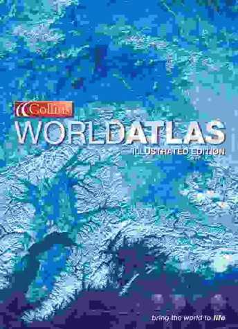 Atlas routiers : Illustrated Atlas of the World (en anglais)