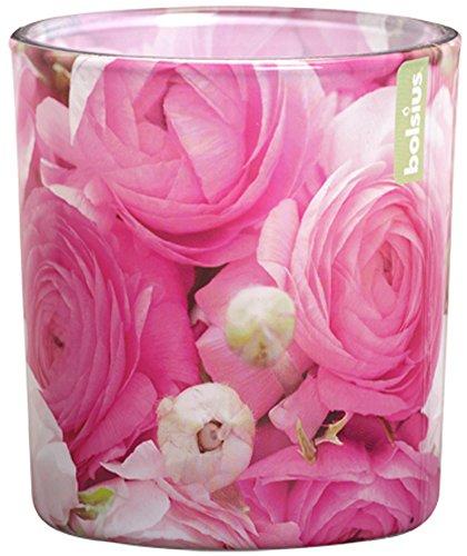 Duftglas Floral Garden 80/72 mm (6 Stück) - Pfingstrose