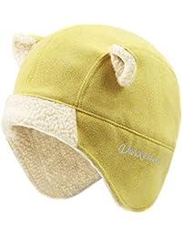 XIAOGEGE Invierno Femenino versión Coreana del Lindo Sombrero de algodón  cálido otoño e Invierno Sombrero frío 4251ec5838b