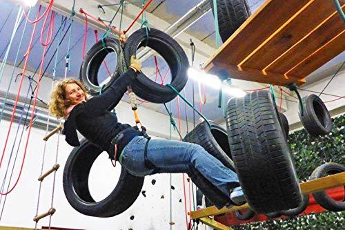 Jochen Schweizer Geschenkgutschein: Indoor-Kletterpark in Wien