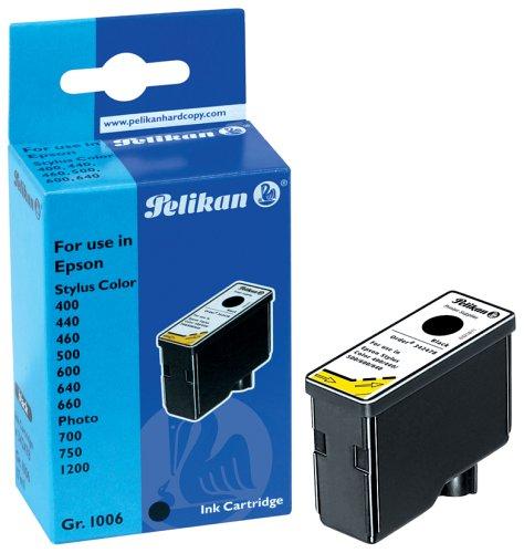 Pelikan Druckerpatrone E05 ersetzt Epson T050140, Schwarz