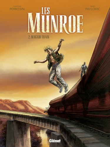 Les Munroe, Tome 2 : Magadi Train