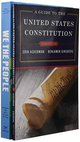 We the People + a Guide to the United States Constitution