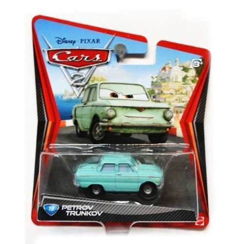 Disney Pixar Cars 2 Petrov Trunkov V2818