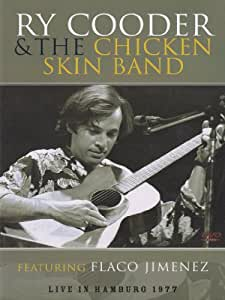 Ry Cooder & The Chicken Skin Band - Live in Hamburg 1977 [IT Import]