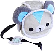 Baby Anti-fall Head Protection Cap Kid Safety Helmet Head Cap Hat Bear