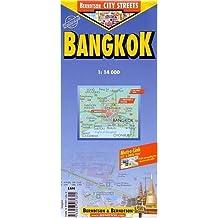 Bangkok City Street : 1/14 000