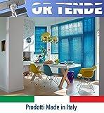 ORTENDE - Tenda Veneziana in Alluminio da 25 mm, Produzione su Misura, Non Kit Cinesi di pessima qualità