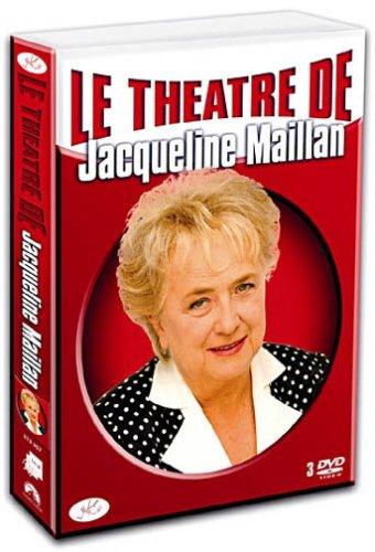 Le théâtre de Jacqueline Maillan : Pièce montée / La facture /  Folle Amanda