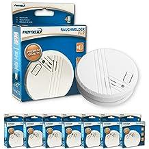 Nemaxx FL2 - Juego de 7 detectores de humo