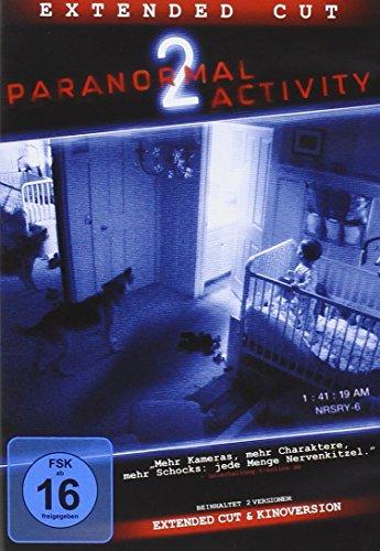 Preisvergleich Produktbild Paranormal Activity 2 (Extended Cut)