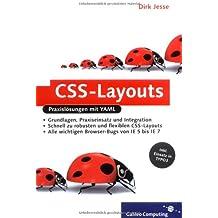 CSS-Layouts: Praxislösungen mit YAML, CSS-Layouts mit TYPO3 und xt:Commerce, inkl. Internet Explorer 7 (Galileo Computing)