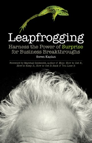 Leapfrogging: Harness the Power of Surprise for Business Breakthroughs (English Edition)