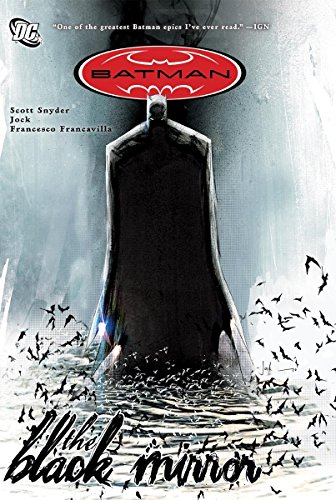 Batman: The Black Mirror TP