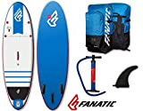 Fanatic SUP Fly Air hinchable sup soporte para remo tabla 2016 - 10.4 (315cm)