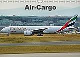 Air-Cargo (Wandkalender 2019 DIN A4 quer): Frachtflugzeuge auf der Rollbahn (Monatskalender, 14 Seiten ) (CALVENDO Mobilitaet)