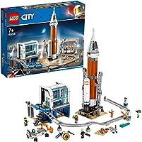 LEGO® City Derin Uzay Roketi ve Fırlatma Kontrolü (60228)