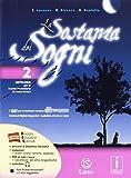 La sostanza dei sogni. Letteratura, teatro-Tavole. Per la Scuola media. Con DVD. Con e-book. Con espansione online: 2