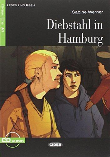 Diebstahl in Hamburg - Book & CD