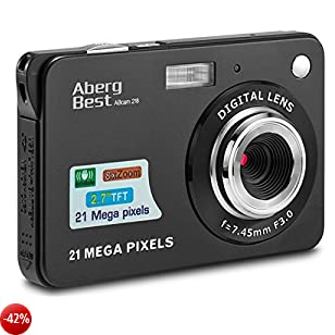 Aberg Best Fotocamera digitale 2,7