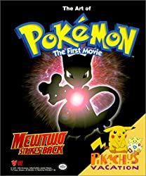 Art of Pokemon: The First Movie