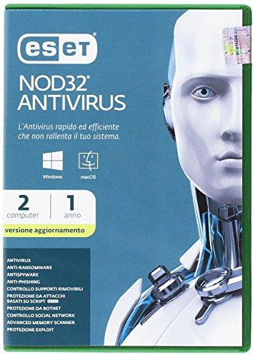 ESET NOD32 Antivirus - aggiornamento licenza d'uso