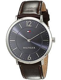 Tommy Hilfiger Herren-Armbanduhr Sophisticated Sport Analog Quarz Leder 1710352