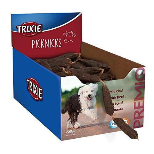 Trixie Premio - Salsicce secche Picknicks (8 g) (manzo)